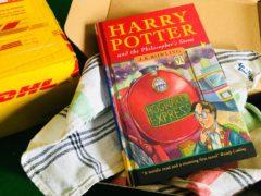Harry Potter sales rose in lockdown. (Hansons/PA)