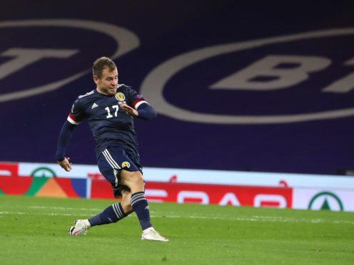 Ryan Fraser scored the winner when Scotland beat the Czechs at Hampden last year (Andrew Milligan)