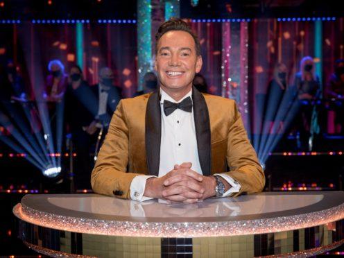 Craig Revel Horwood (Guy Levy/BBC)