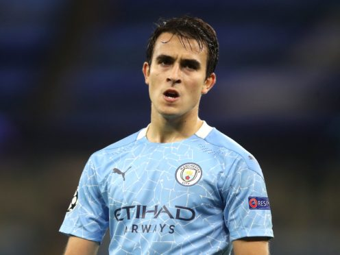 Eric Garcia is set to return to hometown club Barcelona on a free transfer from Manchester City (Martin Rickett/PA)