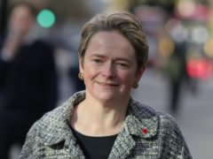 Baroness Dido Harding has applied to become head of the NHS (Aaron Chown/PA)