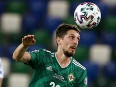 Craig Cathcart was impressed by his younger team-mates this week (Brian Lawless/PA)