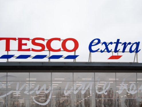 The EU Court of Justice has said EU equality rules will apply in a landmark equal pay case involving Tesco (Joe Giddens/PA)