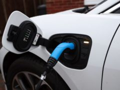 The level of Government support for the development of electric cars suggests a 'lack of commitment', a senior industry figure has claimed (Andrew Matthews/PA)