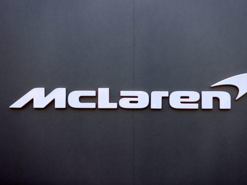 McLaren File Photo (PA Wire)