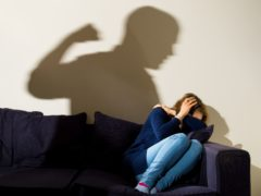 Domestic abuse figures have risen for the fourth year in a row (Dominic Lipinski/PA)