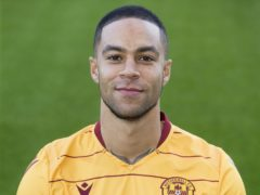 Charles Dunne has joined St Mirren from Motherwell (Jeff Holmes/PA)