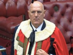 Lord Cruddas is a wealthy Tory Party backer (House of Lords/PA)