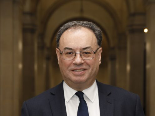 Bank of England boss Andrew Bailey has pledged 'tough love' as policymakers look to regulate cryptocurrencies (PA)