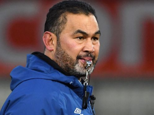 Bristol director of rugby Pat Lam clashed with Leicester head coach Steve Borthwick (Simon Galloway/PA)