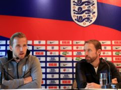 Harry Kane and Gareth Southgate will not face the media in light of events in Denmark (Adam Davy/PA)