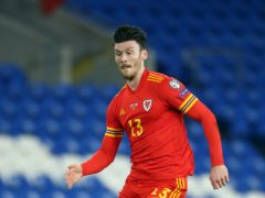 Kieffer Moore has slipped down the pecking order of strikers (Nick Potts/PA)