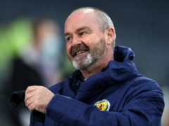 Steve Clarke has faith in his players (Andrew Milligan/PA)