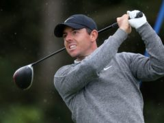 Rory McIlroy has not won a major since 2014 (Niall Carson/PA)
