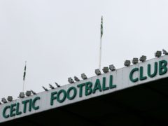 Celtic have appointed a new manager (Jeff Holmes/PA)