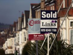The First Homes scheme will offer first-time buyers a third off the market rate (Yui Mok/PA)
