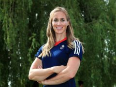 Helen Glover has described her qualification for Tokyo as the biggest moment of her career (David Davies/PA)