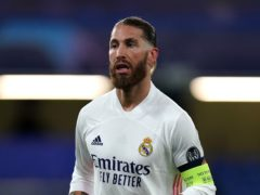 Real Madrid's Sergio Ramos is leaving this summer. (Adam Davy/PA)