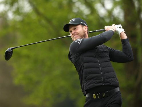 Danny Willett played in the Memorial Tournament in Ohio at the weekend (Tim Goode/PA)