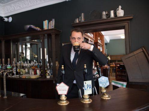 Pub staff are in demand as customers return (Stefan Rousseau/PA)