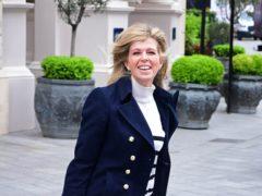 Kate Garraway (Ian West/PA)