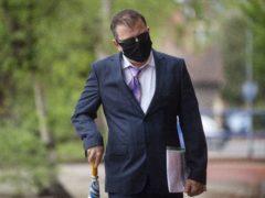Unal Gokbulut arrives at Ipswich Magistrates' Court (Victoria Jones/ PA)