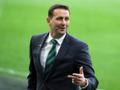 Ian Baraclough said his players would benefit from the experience after losing 1-0 to Ukraine on Thursday (Brian Lawless/PA)