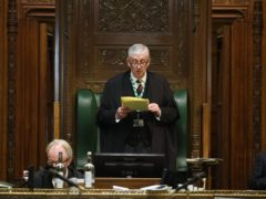 Speaker Sir Lindsay Hoyle has said MPs should have vote on international aid cuts (Jessica Taylor/UK Parliament/PA)