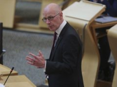 The Covid Recovery Secretary announced the new Bill on Wednesday (Fraser Bremner/Scottish Daily Mail/PA)