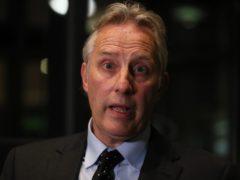 DUP MP Ian Paisley (Brian Lawless/PA)