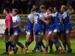 Leeds Rhinos have had a request to postpone their clash with St Helens accepted by the RFL (Tim Goode/PA)