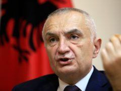 Ilir Meta has been impeached (Hektor Pustina/AP)
