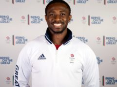 Mahama Cho is preparing for his second Olympic Games (Scott Heavey/PA)