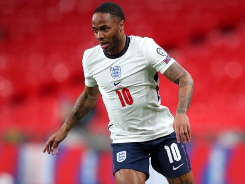 Raheem Sterling has been honoured by the Queen (Catherine Ivill/PA)