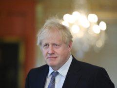 Prime Minister Boris Johnson will meet US President Joe Biden face to face on Thursday (Justin Tallis/PA)