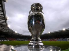 The Scotland men's team play the Czech Republic on Monday (Jeff Holmes/PA)