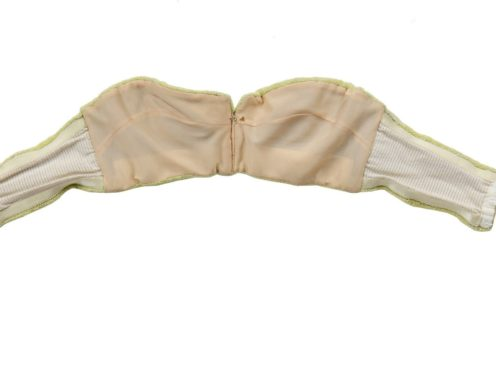 The bikini worn by Dame Barbara Windsor in Carry On Camping (Kerry Taylor Auctions)