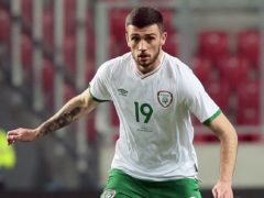 Troy Parrott is one of an emerging pool of young Republic of Ireland strikers (Trenka Attila/PA)