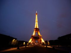 France is putting itself back on the menu as a destination for international tourists who have had coronavirus jabs (AP/Francois Mori)