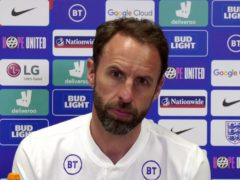 Gareth Southgate's England play Romania at the Riverside Stadium on Sunday in their final Euro 2020 warm-up match (PA).