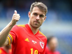 Wales midfielder Aaron Ramsey says he is in a good place fitness-wise ahead of Euro 2020 (Nick Potts/PA)