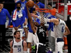 The Los Angeles Clippers powered into the Western Conference semi-finals by taking Game 7 of their series against the Dallas Mavericks 126-111 (Keith Birmingham/The Orange County Register/AP)