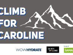 Several of Caroline Flack's friends took part in the Climb For Caroline (Climb For Caroline/PA)