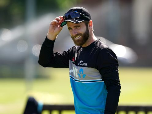 Kane Williamson is a doubt for the second Test against England (Martin Rickett/PA)