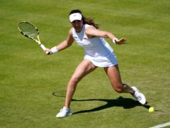 Johanna Konta need not take long to win her second-round match at the Viking Open in Nottingham (Zac Goodwin/PA)