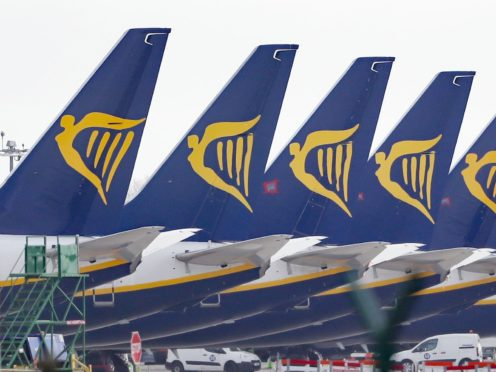 Aviation chiefs are believed to be launching a legal challenge over restrictions on international travel (PA)