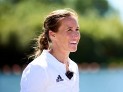 Double Olympic champion Helen Glover has been selected for the Great Britain rowing team heading for Tokyo (John Walton/PA)