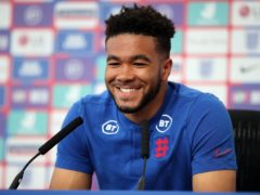 Reece James is confident England can have a big summer (Nick Potts/PA)