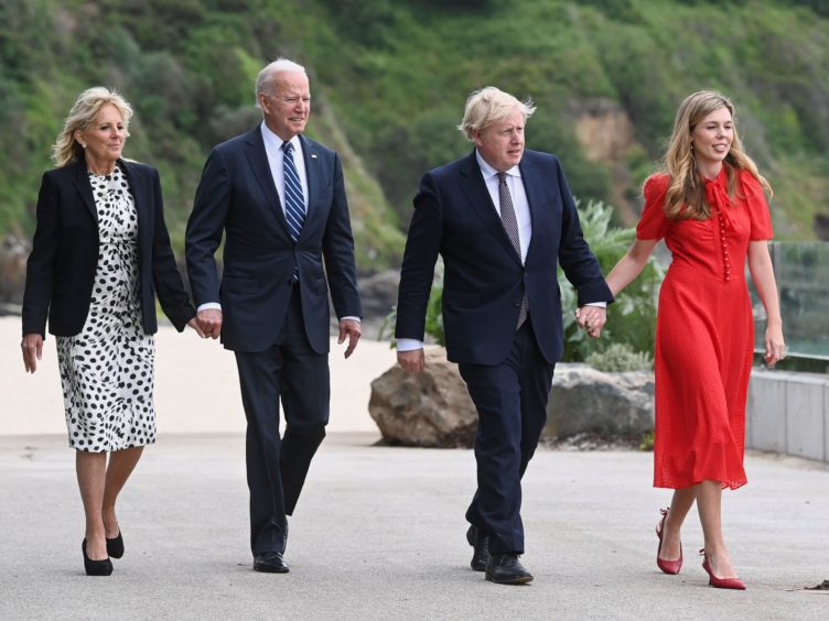 G7 summit (Toby Melville/PA)