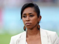Ebony Rainford-Brent was not impressed with historic offensive tweets by England's Ollie Robinson (Mike Egerton/PA)